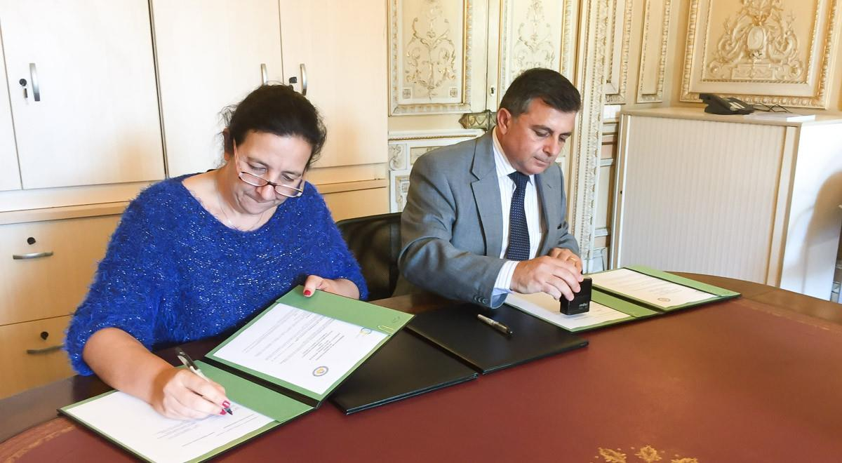 Eastern Mediterranean University Signs Collaboration Protocol with the University of Nice Sophia Antipolis