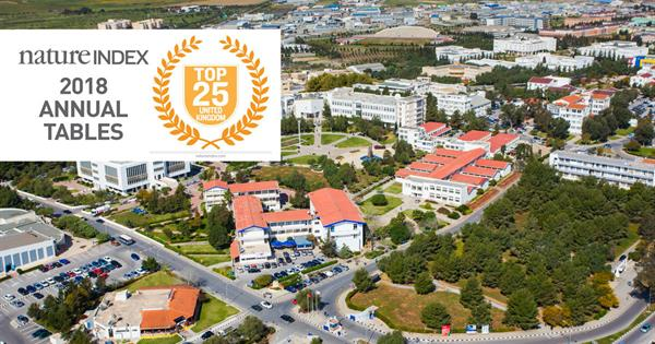 EMU Ranks as Turkey's Tenth Best University