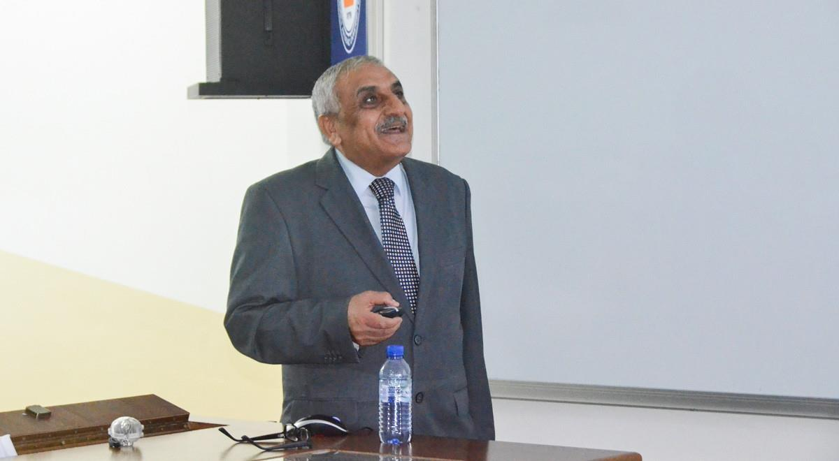 World-Renowned Scientist Gives Seminar at EMU Department Of Computer Engineering