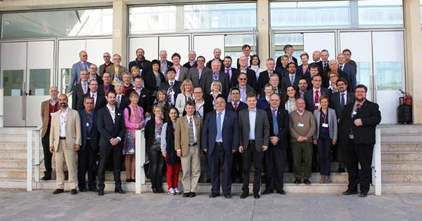 EMU Engineering Faculty Dean Prof. Dr. Hocanın Represented EMU at the European Convention of Engineering Deans